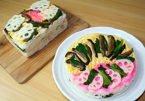 画像:岩国寿司