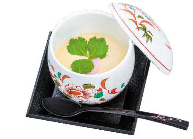 画像:茶碗蒸し|400円(税抜)