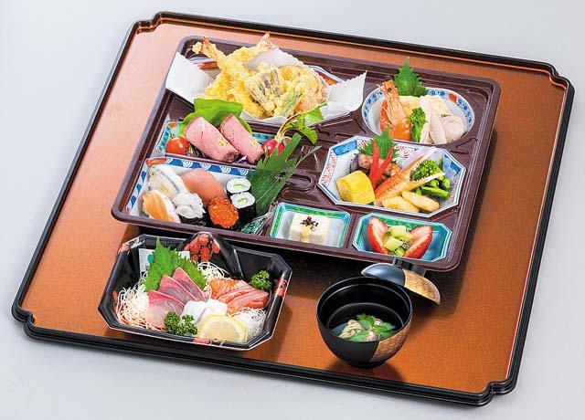 画像:会席御膳|お吸い物付き|5,000円(税抜)
