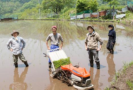 画像:営農経済