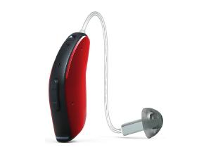 画像:補聴器